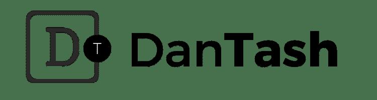 DanTash Horizontal Logo
